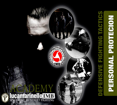 Picture for category PERSONAL DEFENCE - JEET KUNE DO - KRAV MAGA - TACTICS