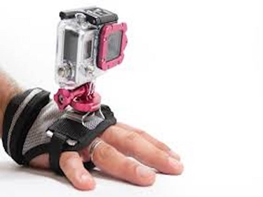 Immagine di GUANTO PROFESSIONAL PER TUTTE LE ACTION CAMERA