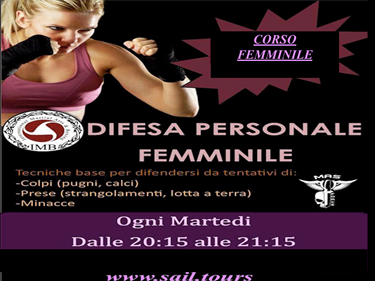 Picture of GROUP LESSONS  PERSONAL PROTECTION - COMBAT DEFENSE - LOMBARDIA
