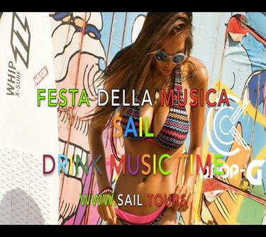 Imagen de FESTA DELLA MUSICA 18 Giu. Brescia - SAIL - DRINK MUSIC TIME
