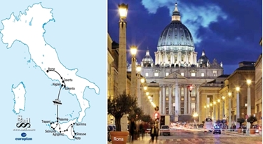 Image de CLASSIQUE ITALIE DU SUD   12 JOURS - 11 NUITS