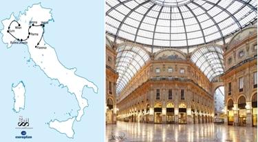Image de NORD DE L'ITALIE  8 JOURS - 7 NUITS