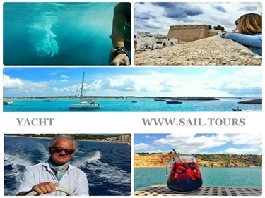 Image de SEMAINE -Côte d'Azur Ou Ibiza & Formentera - YACHT - CITATION CABIN CHARTER doubles ALL INCLUSIVE