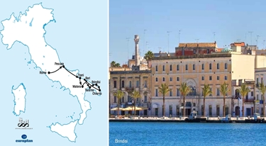 Picture of SOUTH-EASTERN ITALY 8 DAYS - 7 NIGHTS